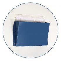 Detectable Wall Mountable File Pocket