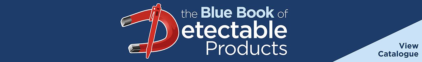 The Blue Book of Detectable Products - Detectamet Product Catalogue